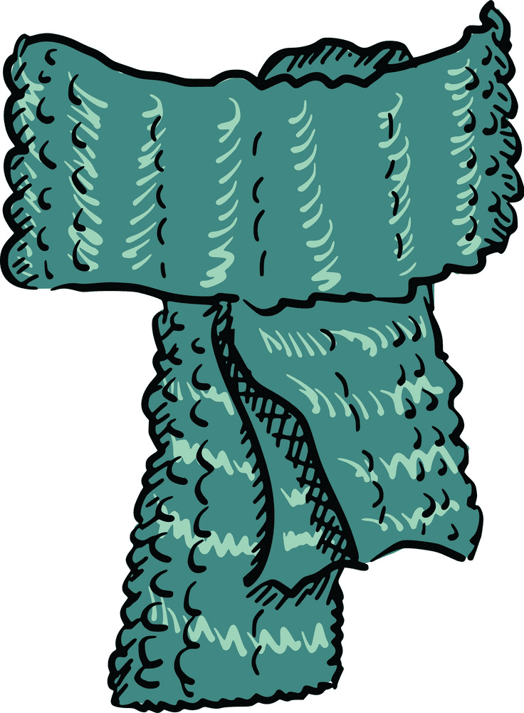 Scarf clipart png images