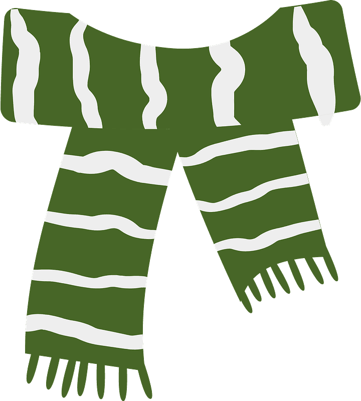 Scarf clipart transparent 8