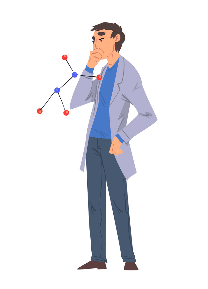 Scientist clipart for kids