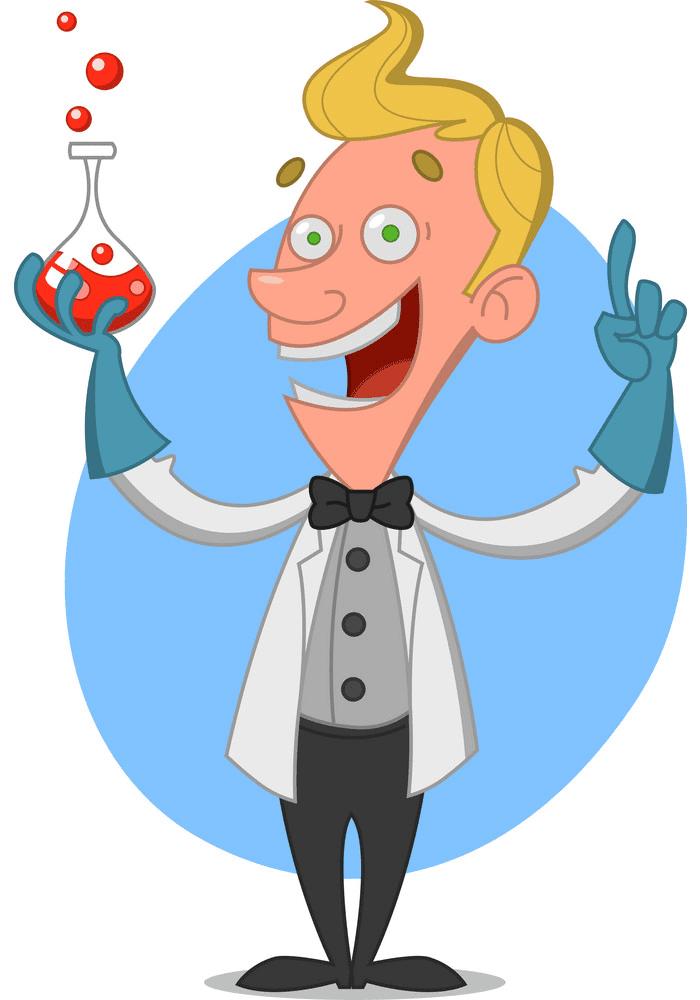 Scientist clipart images
