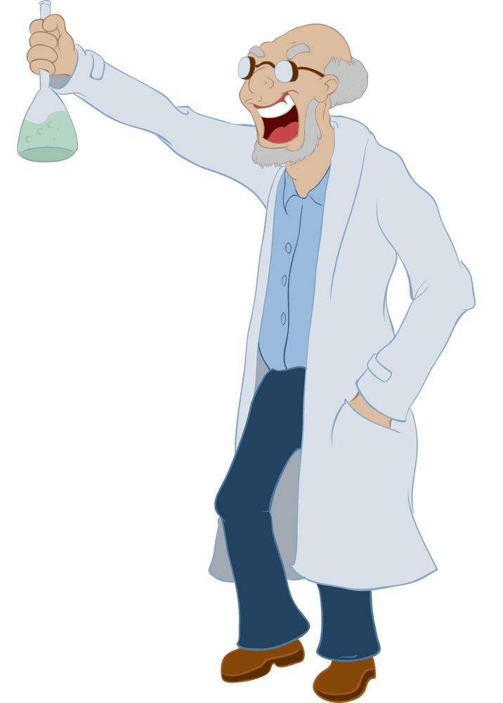 Scientist clipart png download