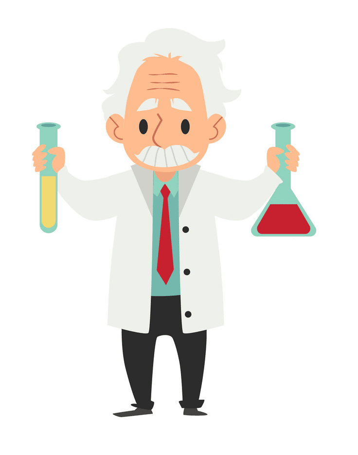 Scientist clipart png free