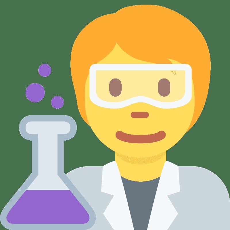 Scientist clipart transparent background 3