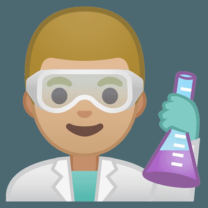 Scientist clipart transparent background 6