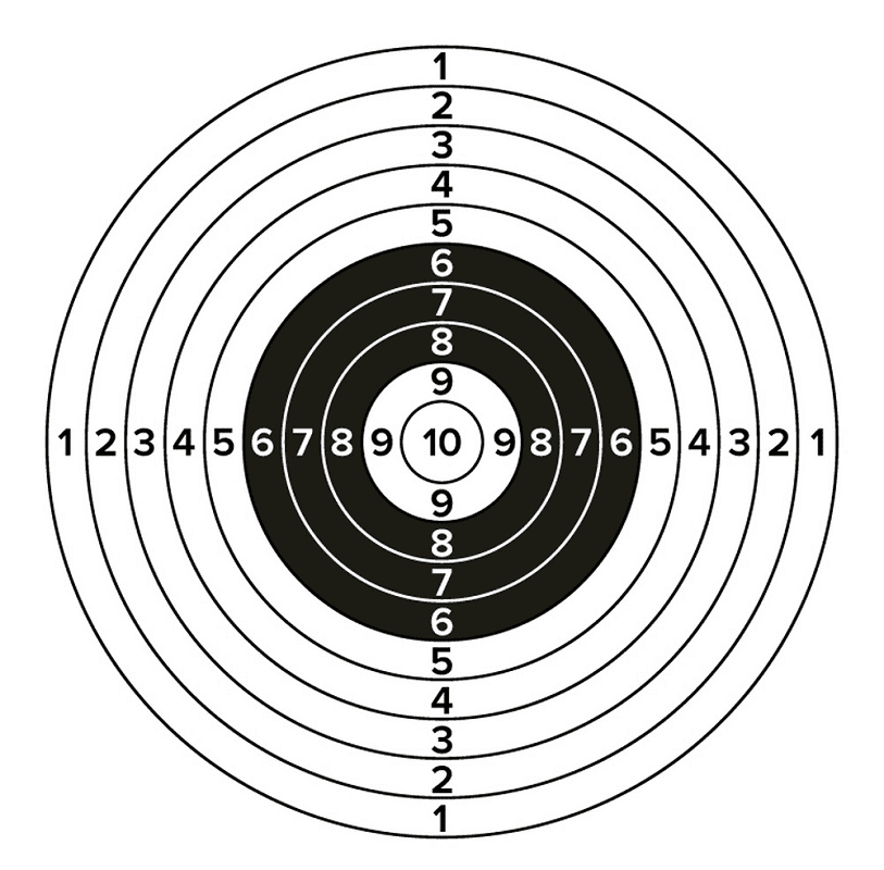 Shooting Target clipart download