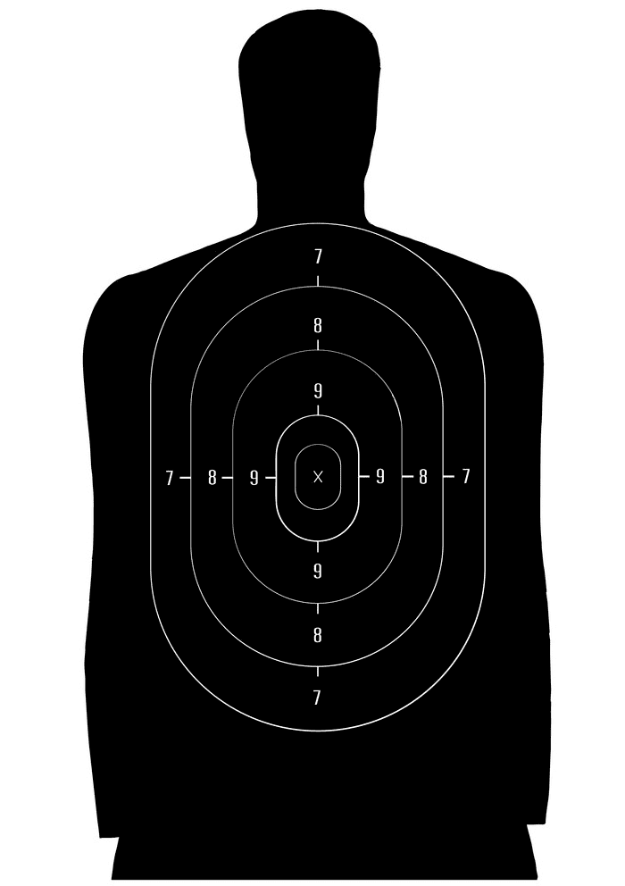Shooting Target clipart for kids