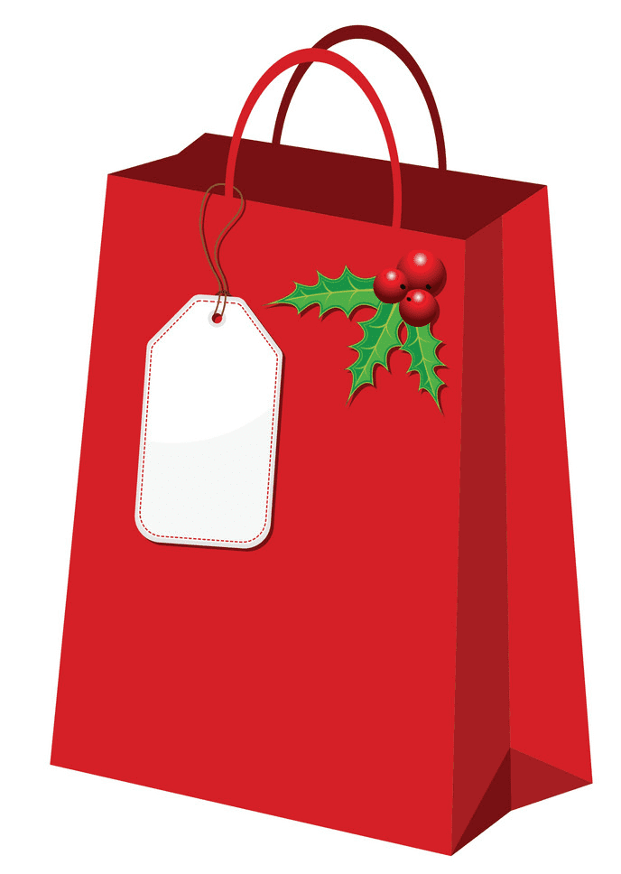 Shopping Bag clipart for free