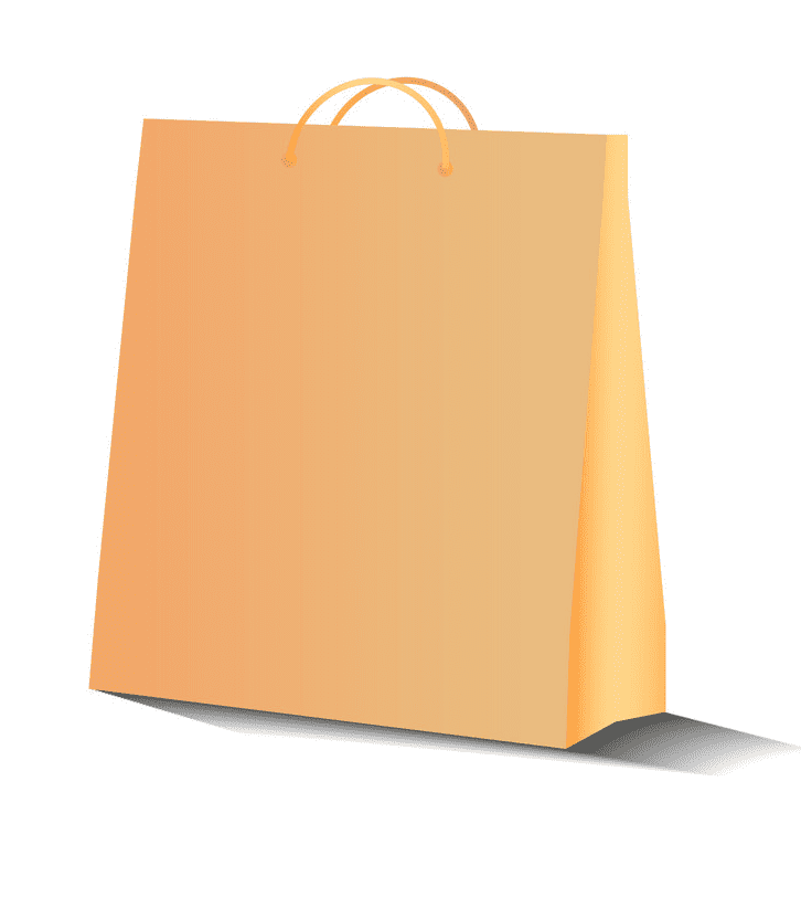 Shopping Bag clipart free download