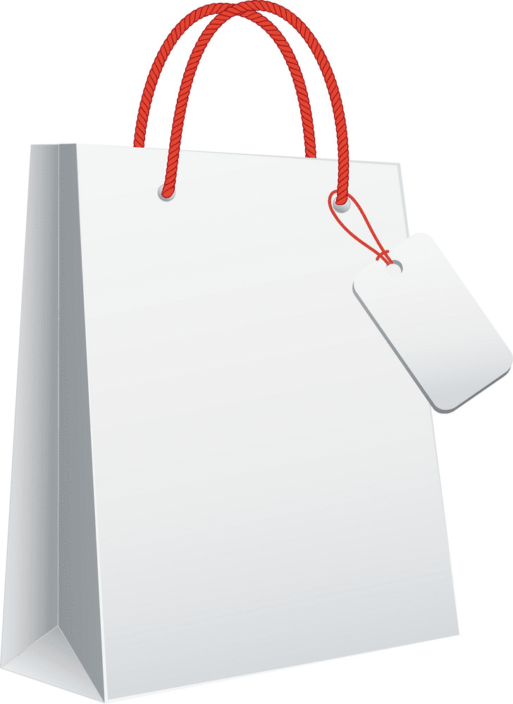 Shopping Bag clipart picture