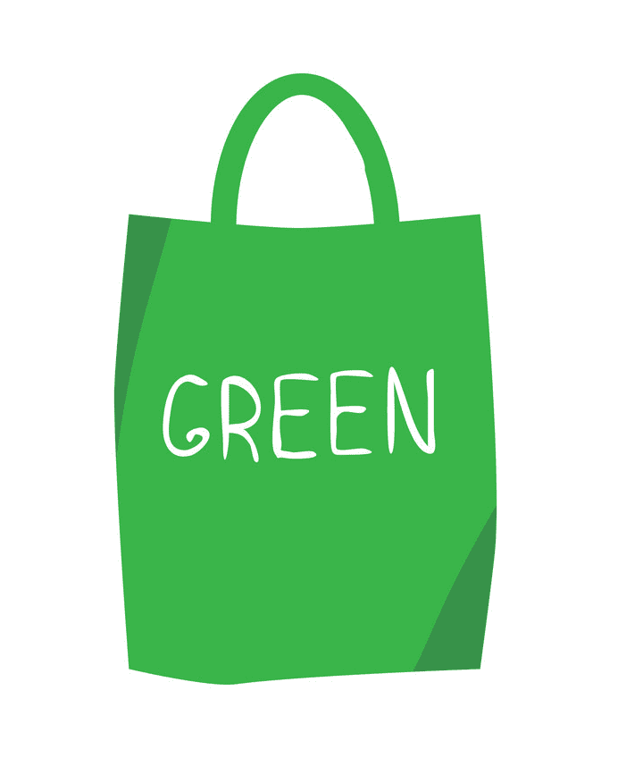 Shopping Bag clipart png for kid