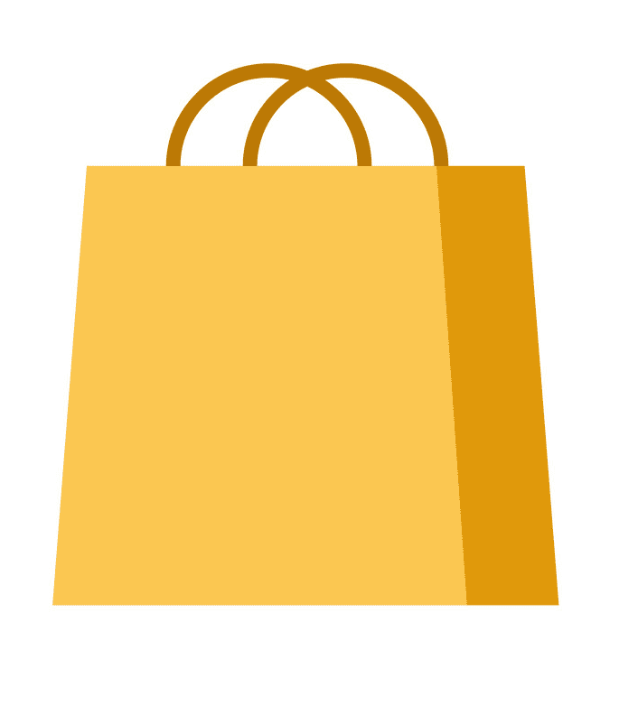Shopping Bag clipart png free