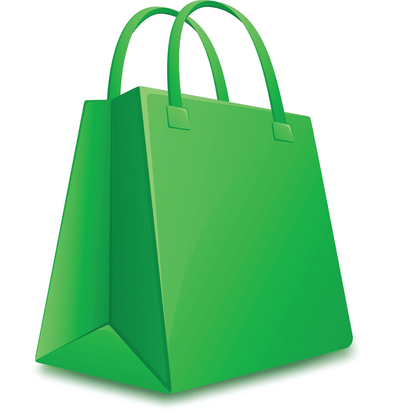Shopping Bag clipart png picture