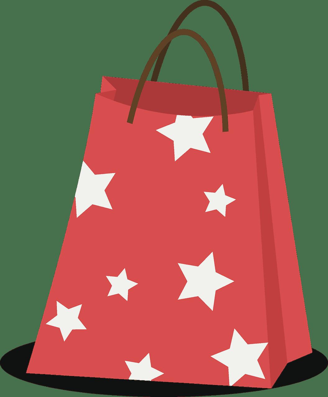 Shopping Bag clipart transparent 1