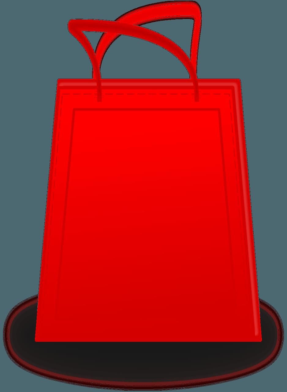Shopping Bag clipart transparent 2