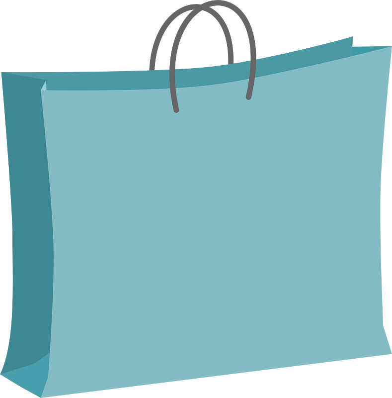 Shopping Bag clipart transparent png