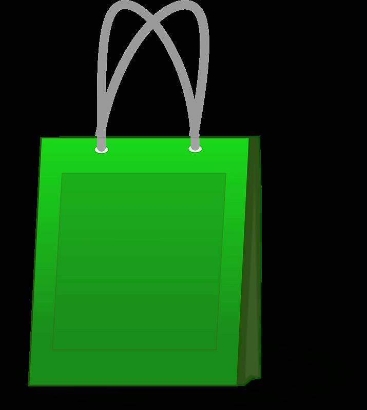 Shopping Bag clipart transparent