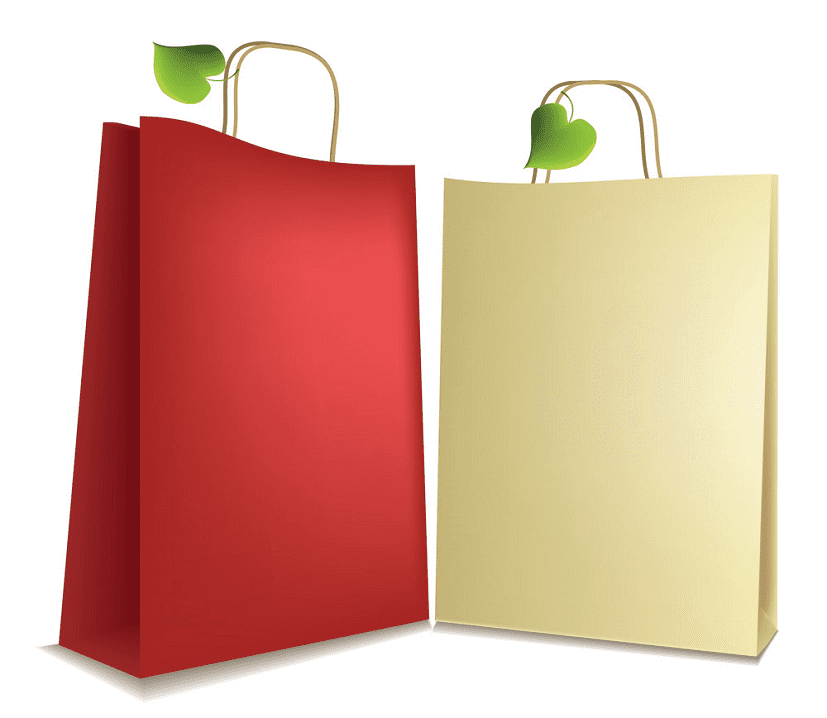 Shopping Bags clipart image