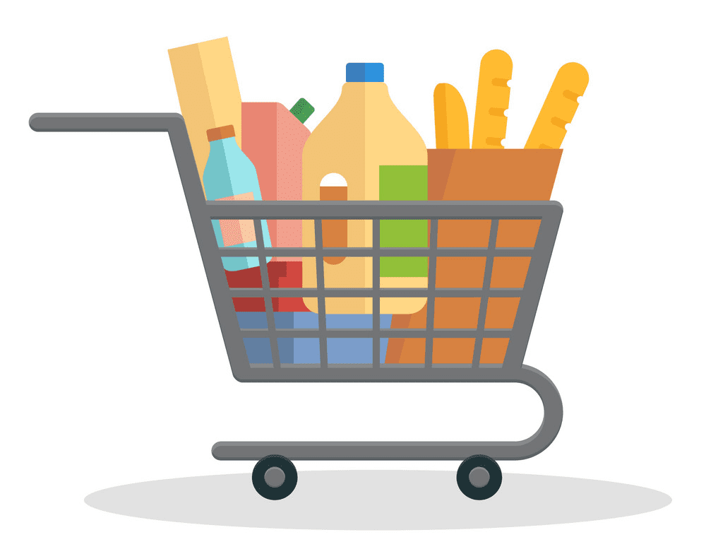 Shopping Cart clipart download