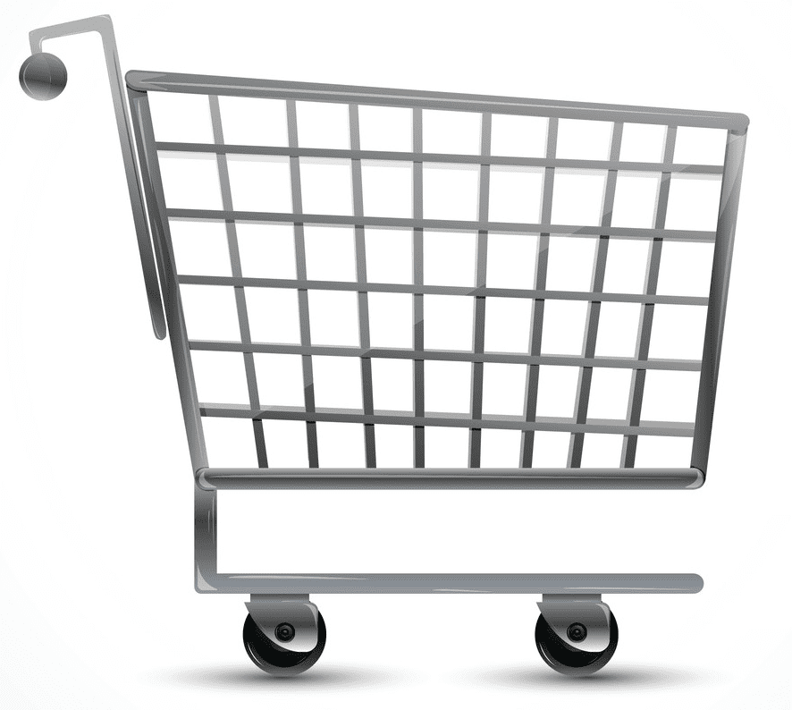 Shopping Cart clipart free images