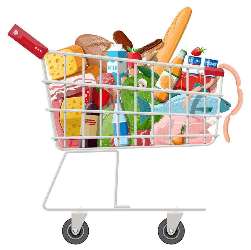 Shopping Cart clipart png download