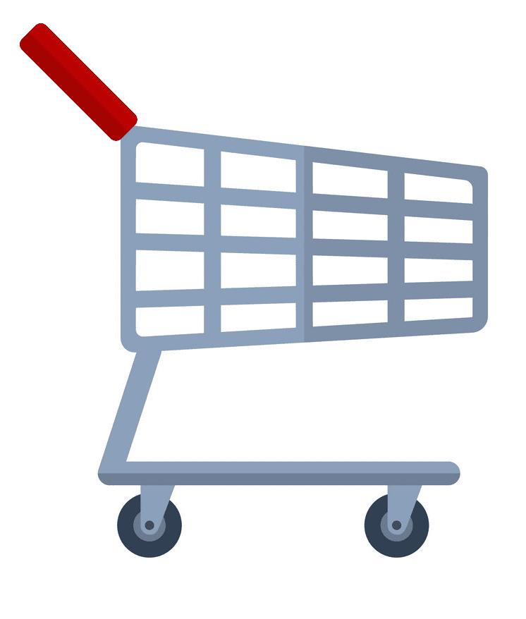 Shopping Cart clipart png image
