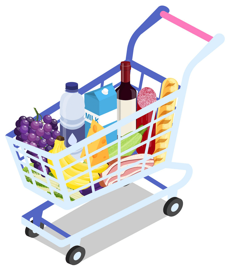 Shopping Cart clipart png images
