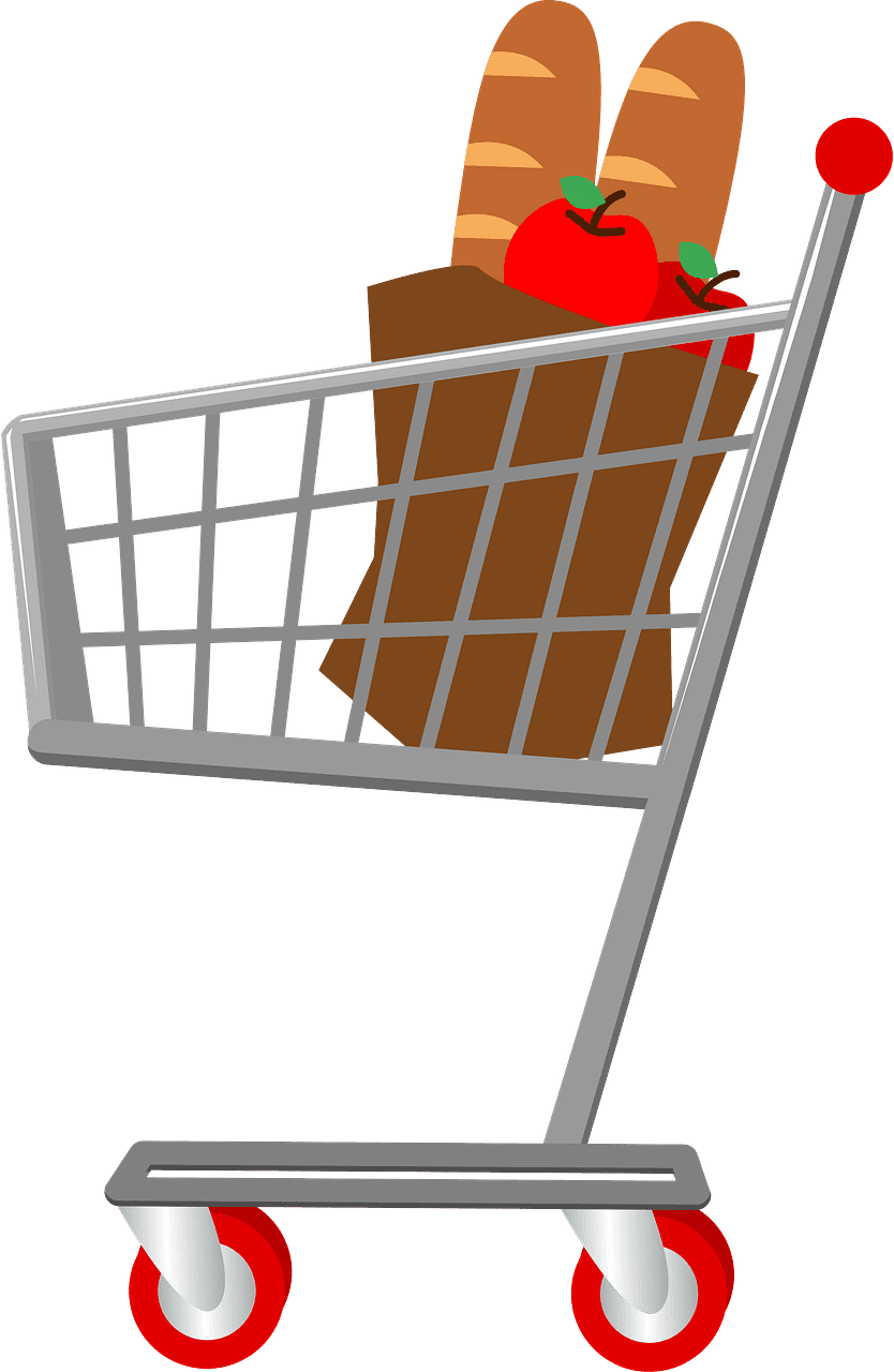 Shopping Cart clipart transparent 10