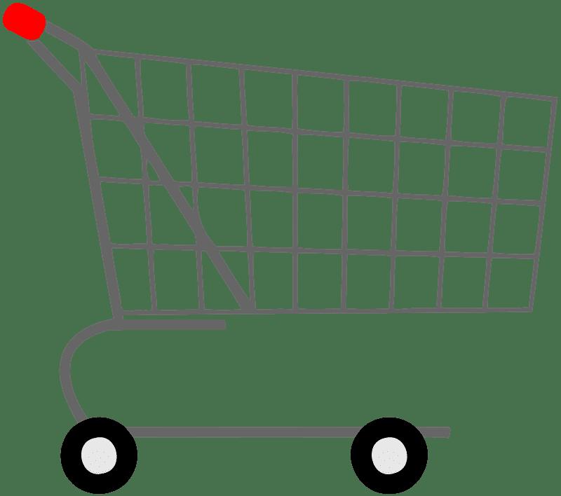 Shopping Cart clipart transparent 11