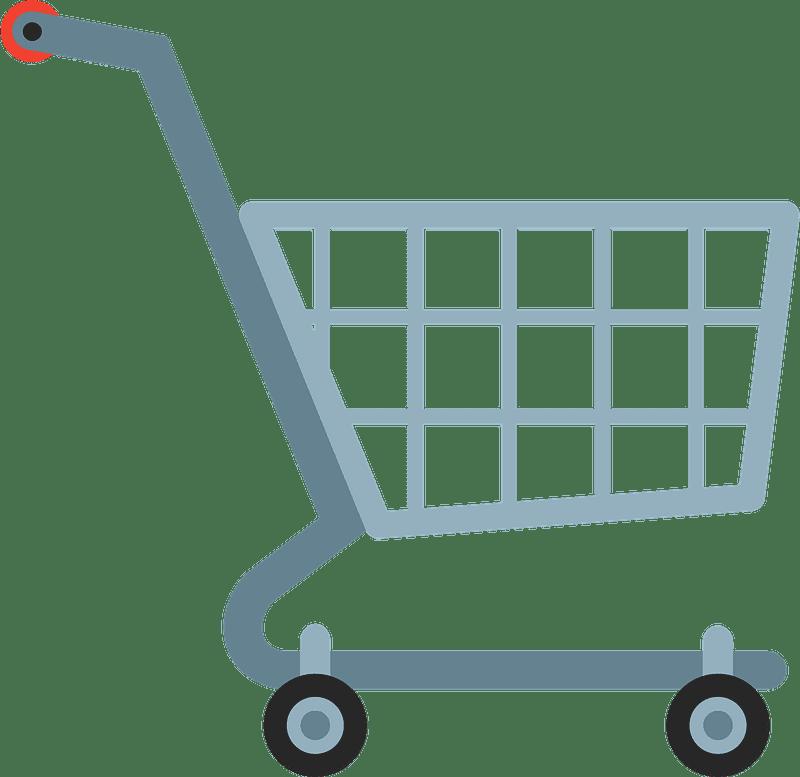Shopping Cart clipart transparent 5