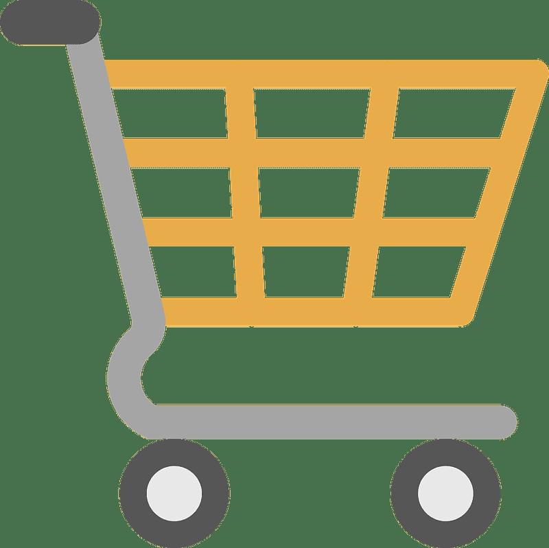 Shopping Cart clipart transparent 6