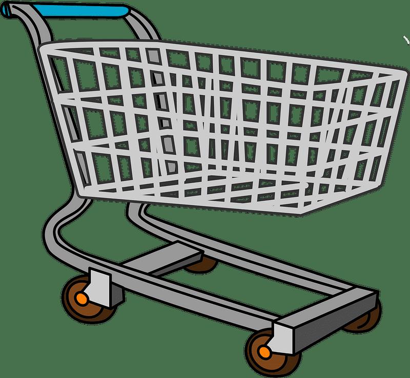 Shopping Cart clipart transparent 7