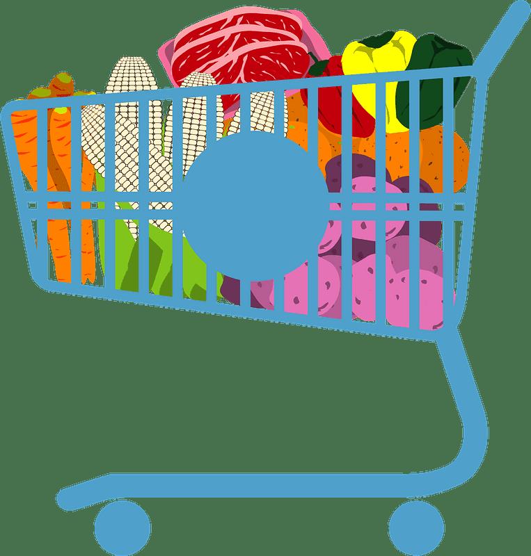 Shopping Cart clipart transparent 8