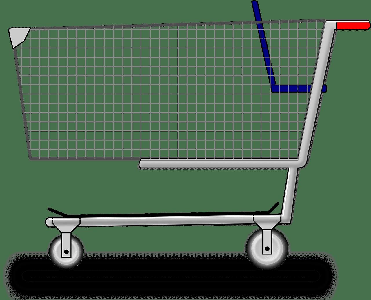 Shopping Cart clipart transparent 9