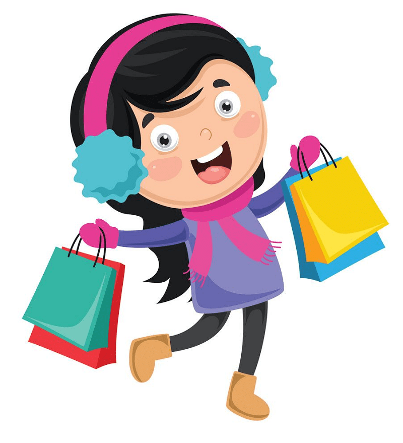 Shopping clipart free images