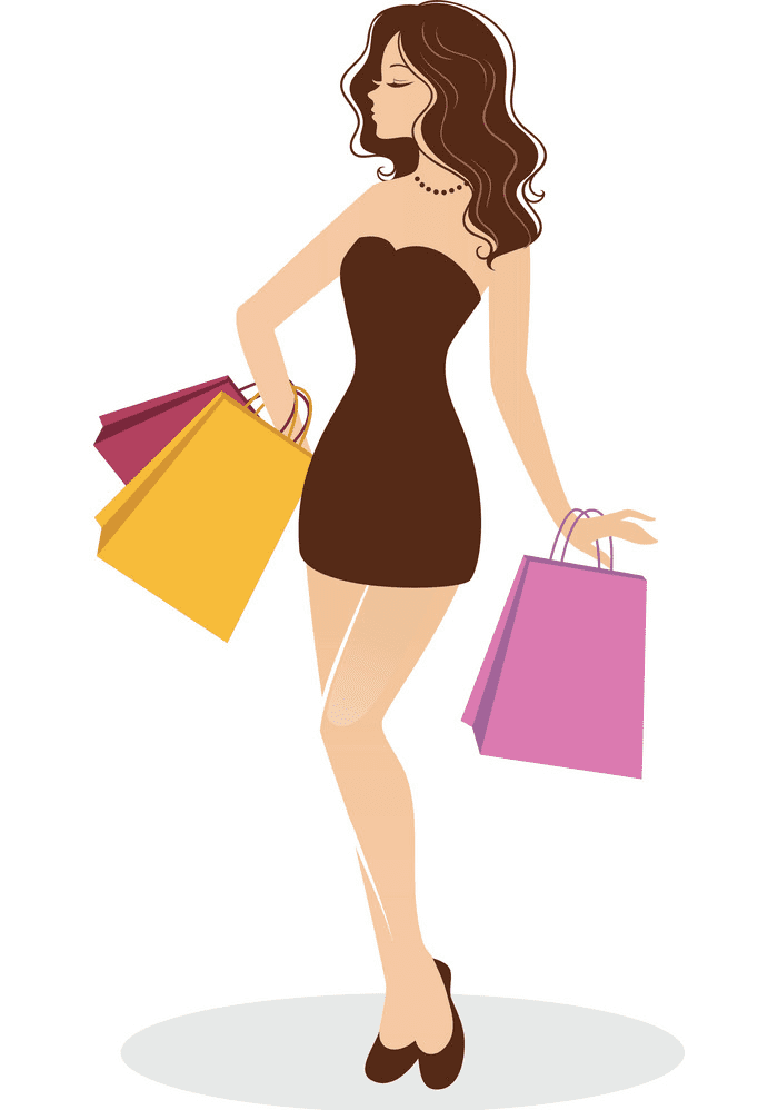 Shopping clipart picture