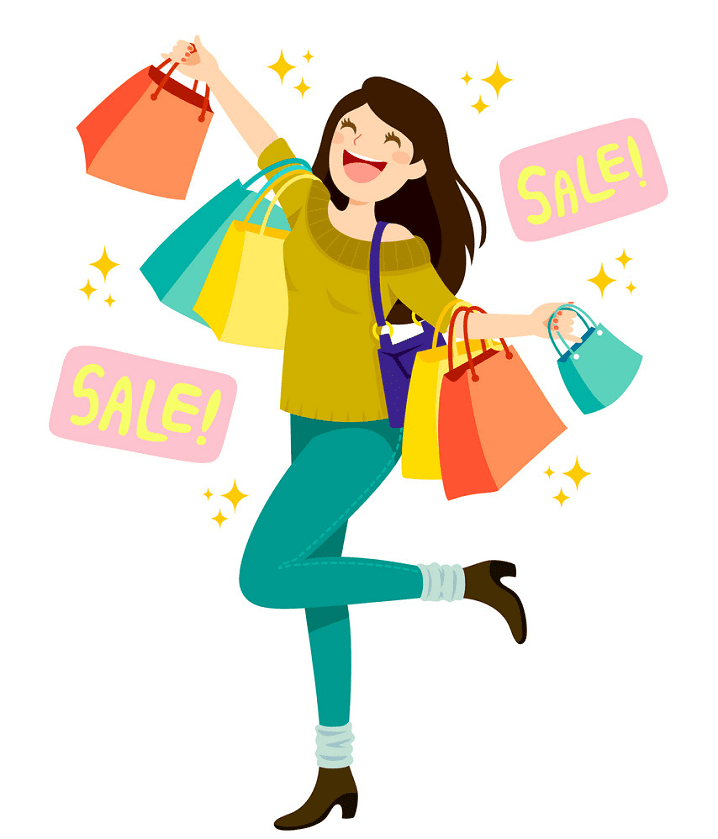 Shopping clipart png download