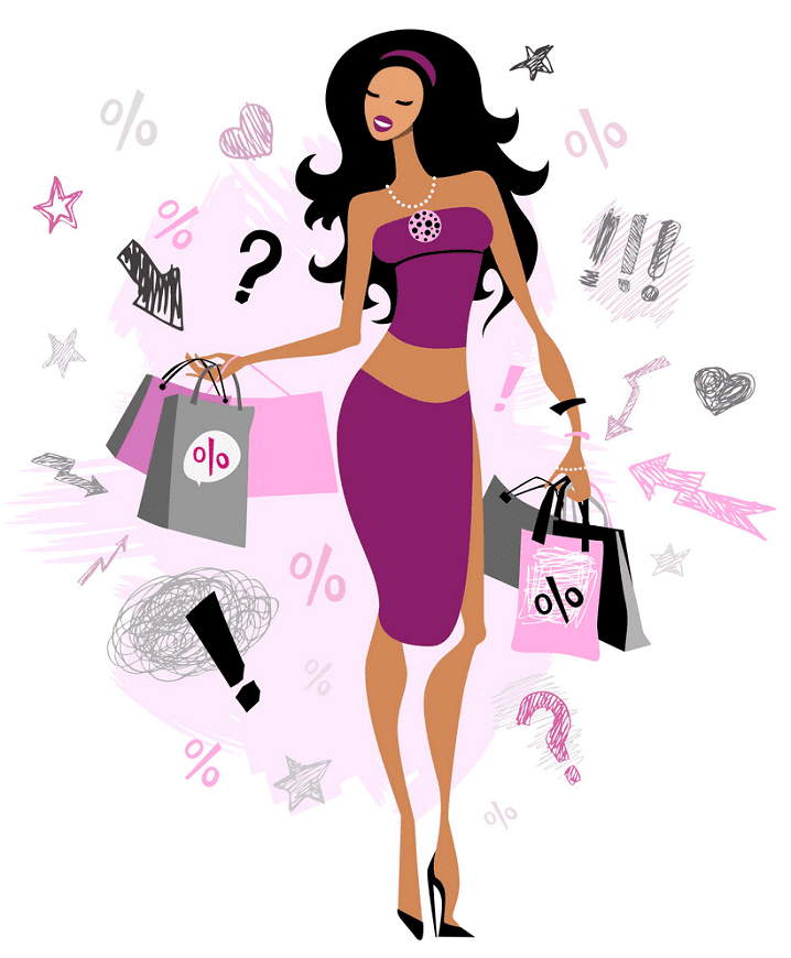 Shopping clipart png picture
