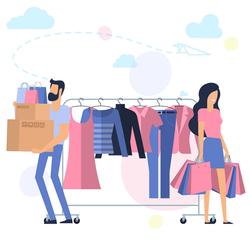 Shopping clipart png