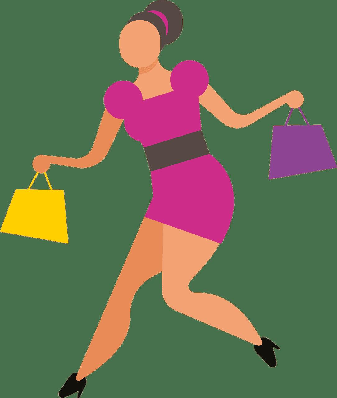 Shopping clipart transparent 5