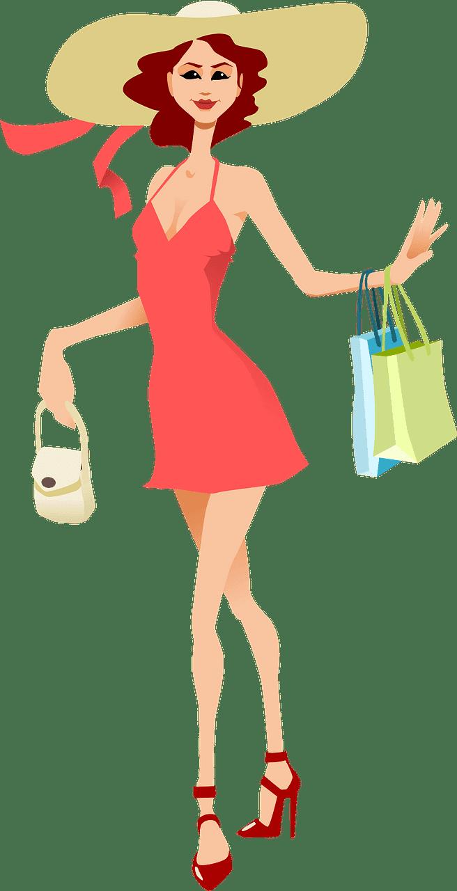 Shopping clipart transparent 8