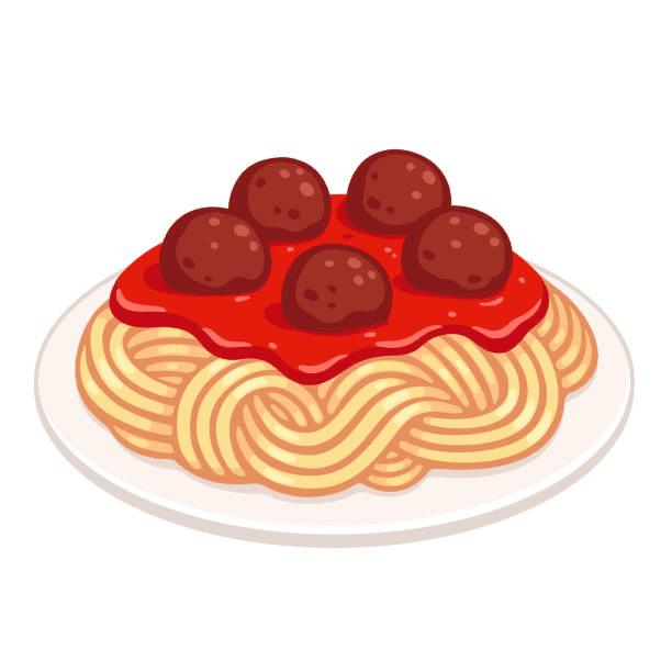 Spaghetti clipart 5