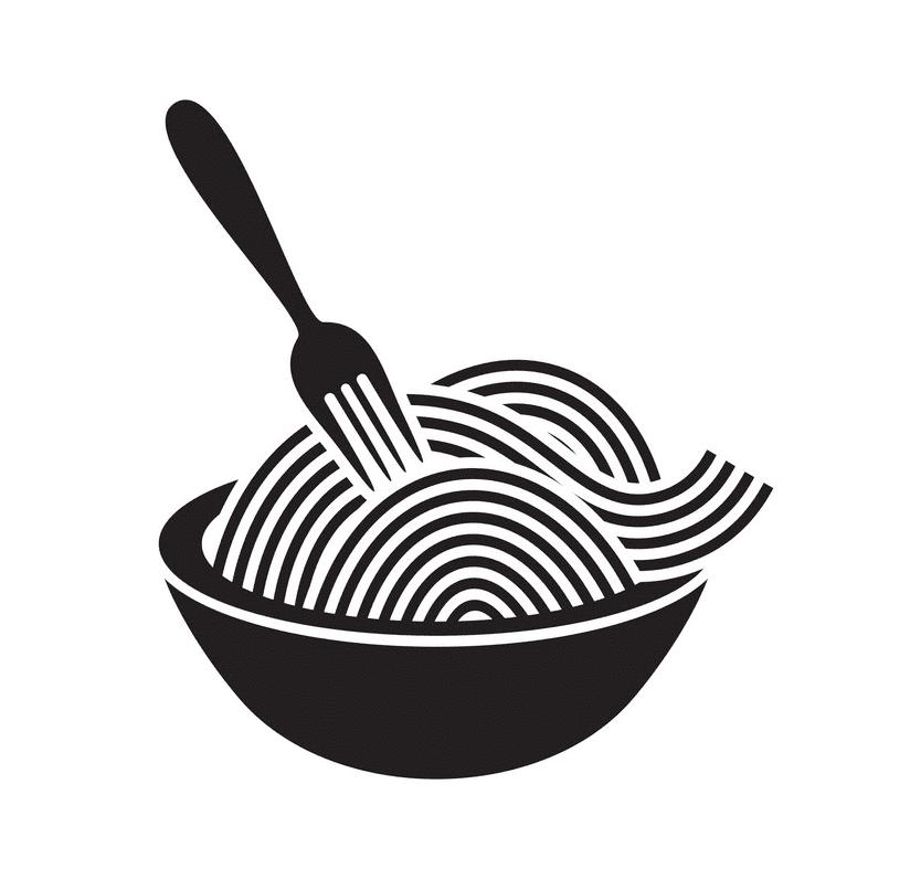 Spaghetti clipart for kid