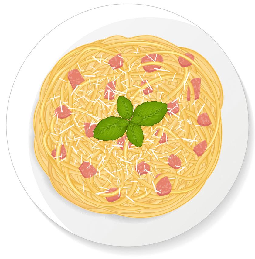 Spaghetti clipart free download