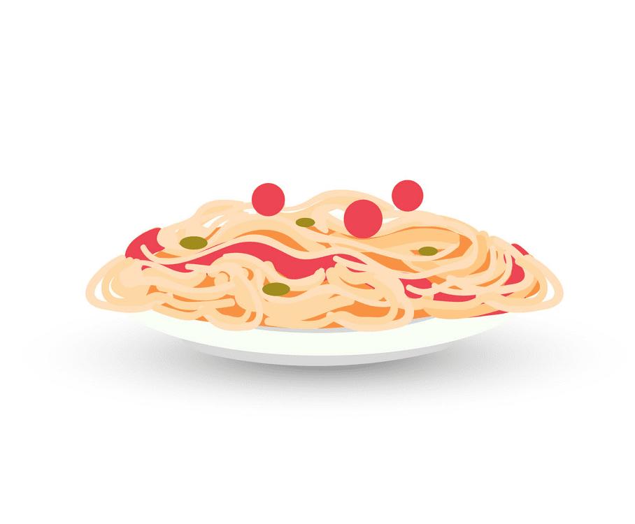 Spaghetti clipart png 5