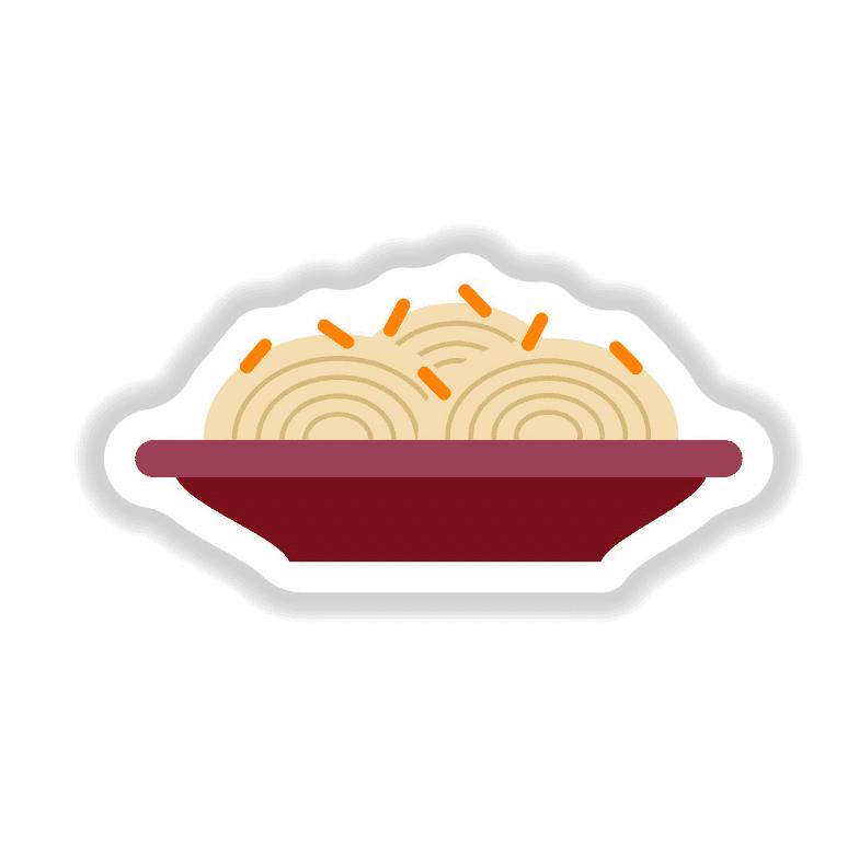 Spaghetti clipart png 6