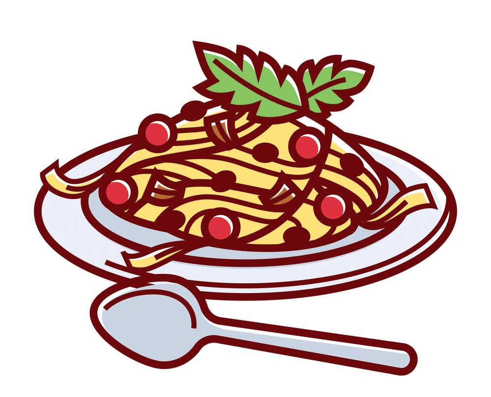 Spaghetti clipart png 7