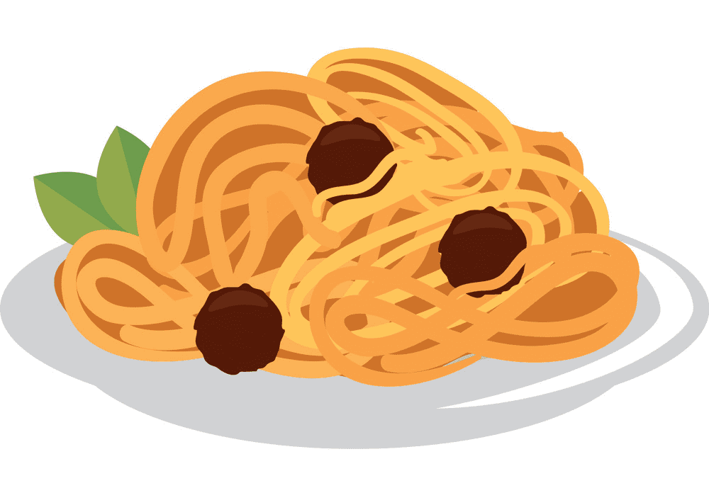 Spaghetti clipart png download