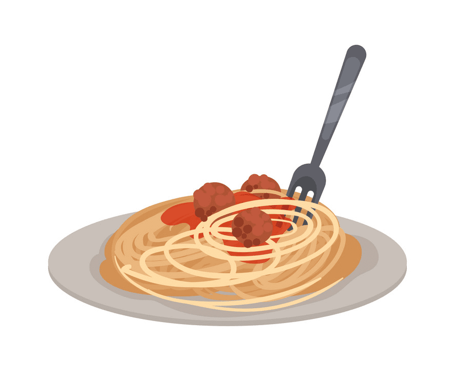 Spaghetti clipart png free