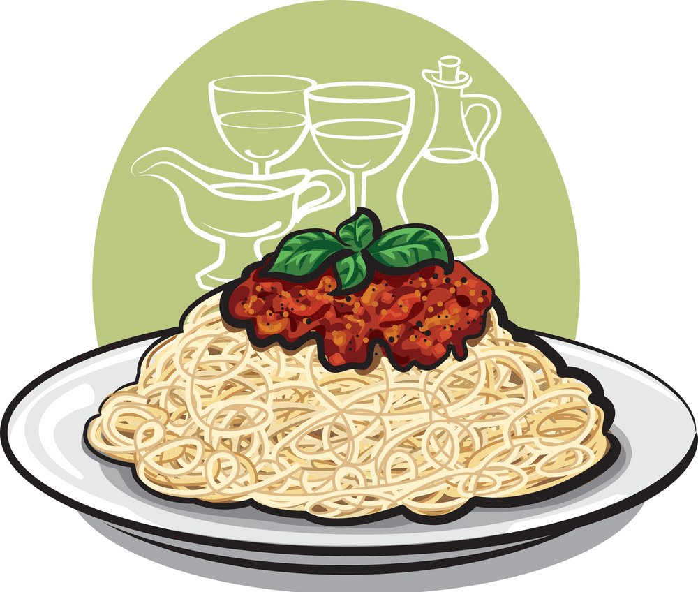 Spaghetti clipart png images