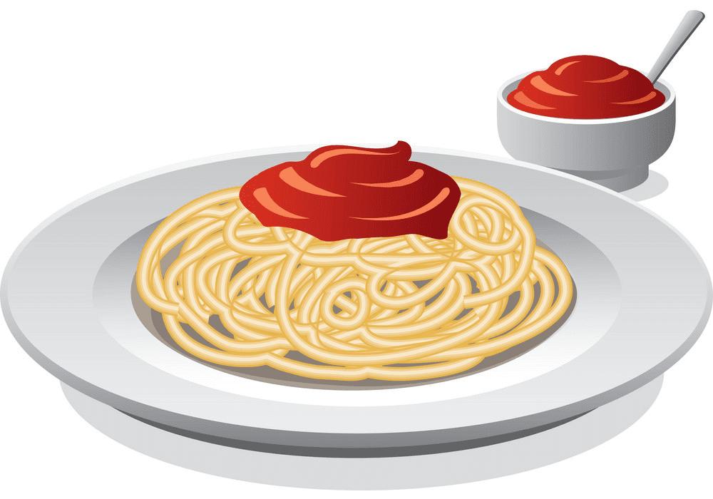 Spaghetti clipart png